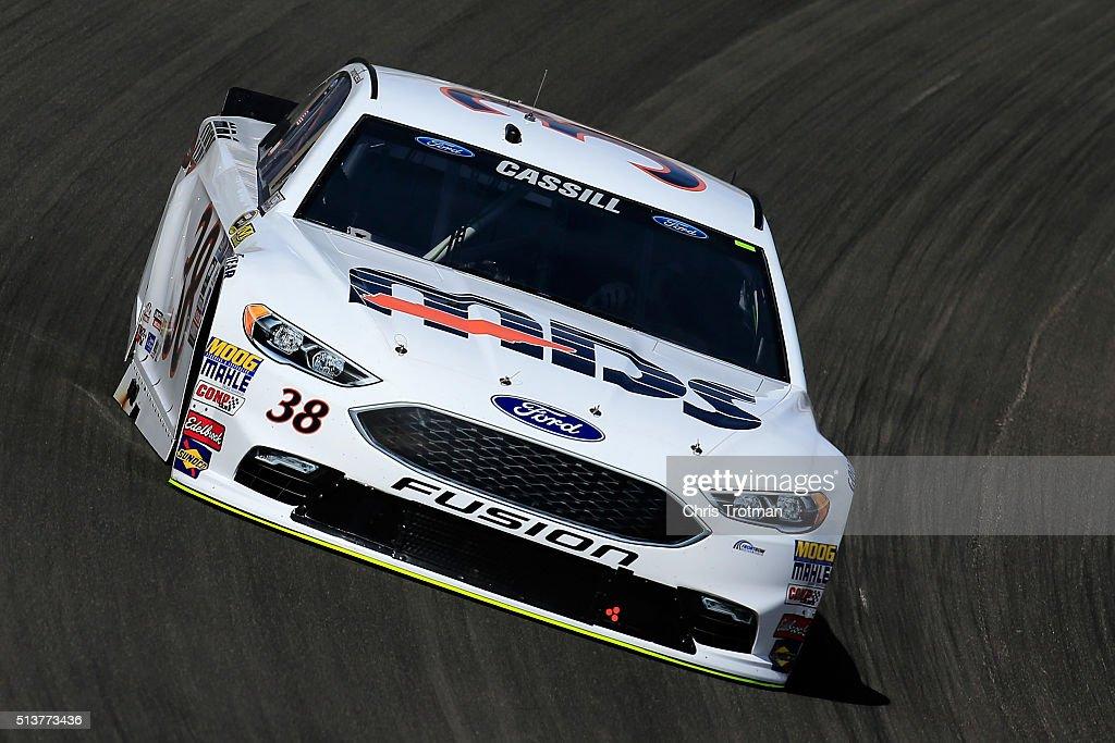 Las Vegas Motor Speedway Day 1 Getty Images