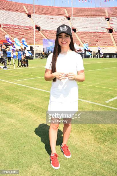 Landry Bender attends the Children's Hospital Los Angeles Inaugural Play LA Fundraiser at The LA Coliseum on August 5 2017 in Los Angeles California