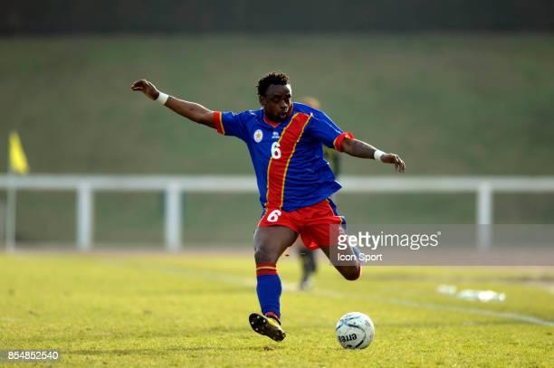 Landry MULEMO Congo / Gabon Amical ManteslaJolie