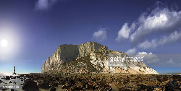 'Lands End at Beachy Head, Eastbourne, East Sussex, UK'