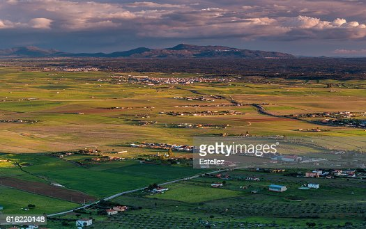Tierras de Caceres : Stock Photo