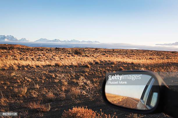 Landscape and drivers mirror