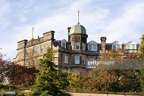 Landscape and surrounding grounds of Harrogate, Yorkshire