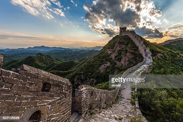 Landscape at great wall