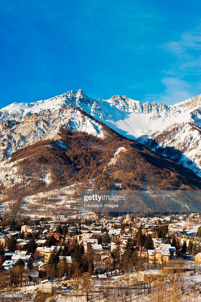 Landscape Bardonecchia Turin Province Piedmont Italy
