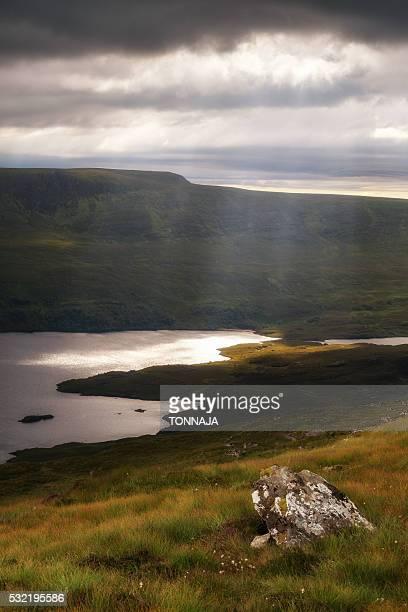 Landscape form Stac Pollaidh walk, Highland