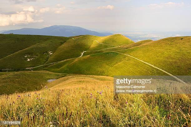 Landscape from Monte Grappa