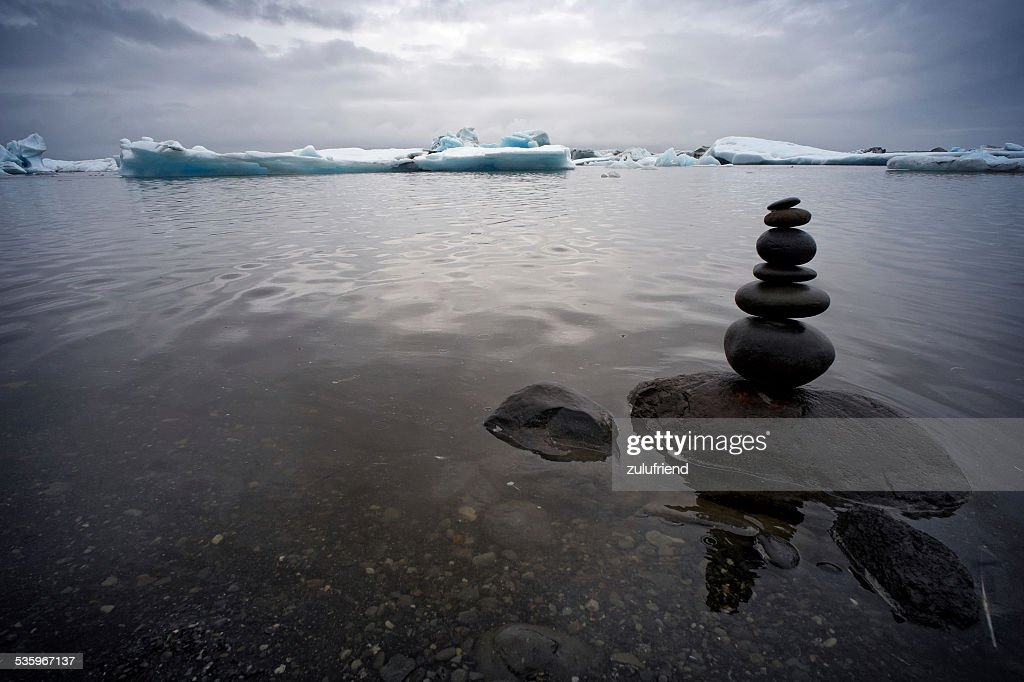 Landscape in Iceland : Stock Photo