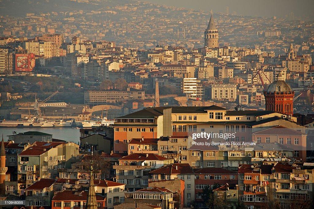 Landscape, Istanbul