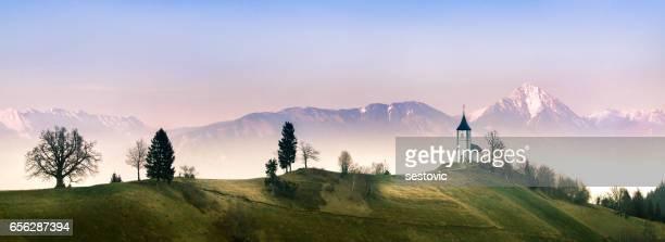 Landscape Near Jamnik
