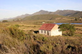 Landscape near Joubertina Eastern Cape near Port Elizabeth South Africa