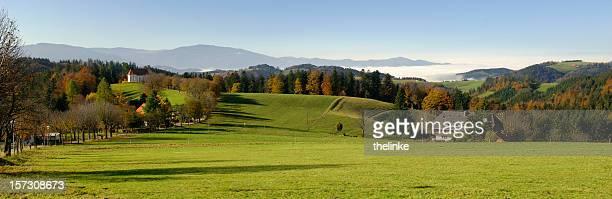 Landscape near St. M?rgen, Black Forest