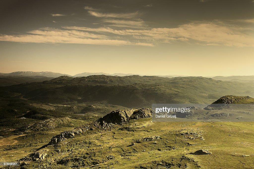 landscape norway : Stock Photo