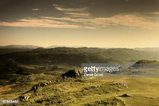 landscape norway : Foto stock
