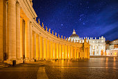 Vatican, St. Peter's Square, Rome - Italy, Basilica, Capital Cities