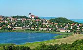 Landscape of Tihany, Hungary,Nikon D5000