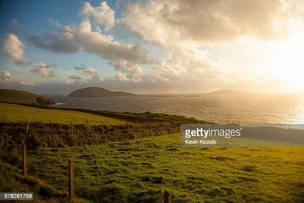 Landscape view, Dunquin, Kerry, Ireland