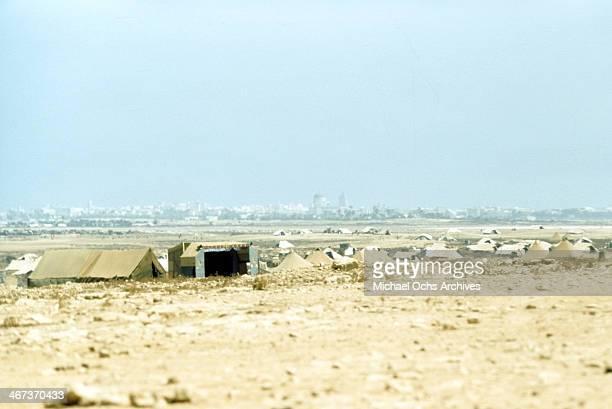 A landscape view of Benghazi Libya