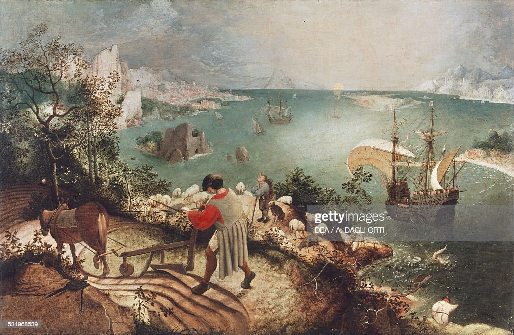 landscape with the fall of icarus Test your knowledge of the poem 'landscape with the fall of icarus' with an interactive quiz and printable worksheet use the practice questions to.