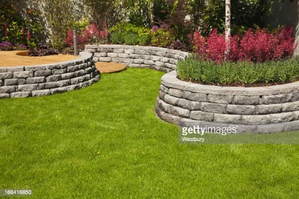 Le jardin paysager