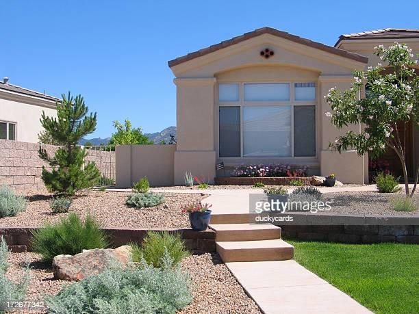Landscaped Home 2