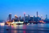 Landscapes of Chongqing, China