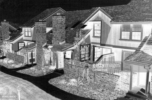 AUG 13 1982 AUG 15 1982 ***** Landscaping is already in place Writer Corp 19801989 Credit The Denver Post