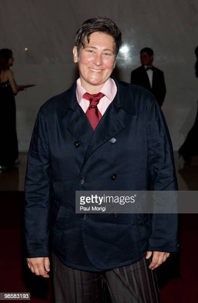 D Lang arrives at the 17th Annual Kennedy Center Spring Gala at the Hall of Nations inside the John F Kennedy Center For The Performing Arts on May 3...