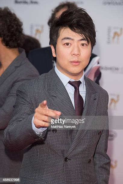 Lang Lang attends the Bambi Awards 2014 on November 13 2014 in Berlin Germany