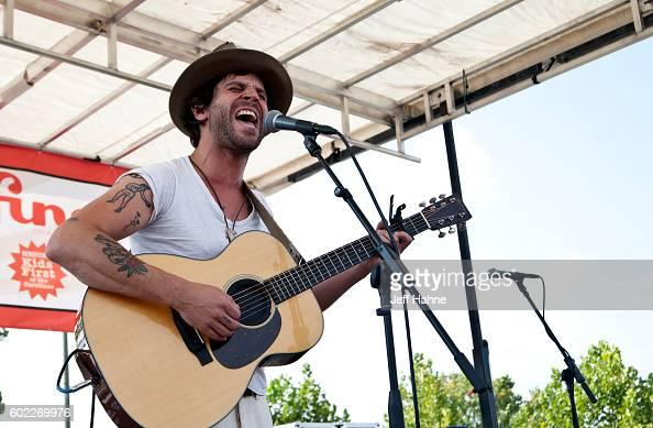 Langhorne Slim performs at AvidXChange Music Factory on September 10 2016 in Charlotte North Carolina