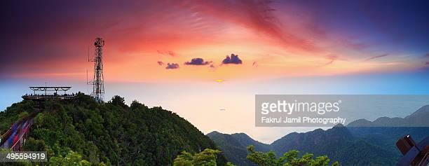Langkawi Cable Car Sunset