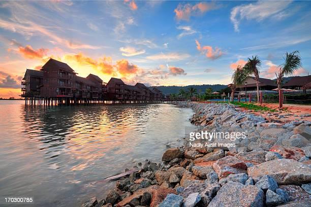 Langkawi Lagoon Resort, Langkawi.