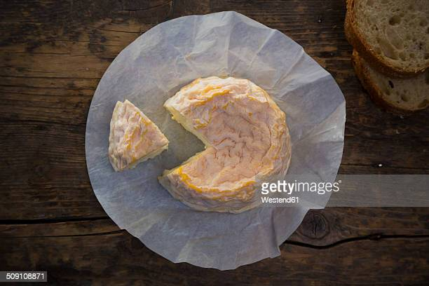 Langres cheese, French soft cheese