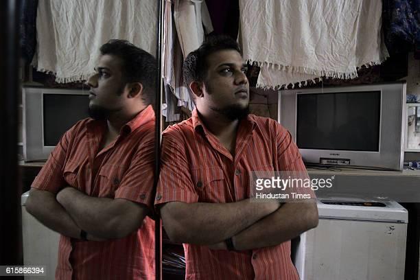 Languages Marathi Pride Marathi Manoos Maharashtrian Family Mumbaikar Abhijeet Shewade BPO employee at his residence