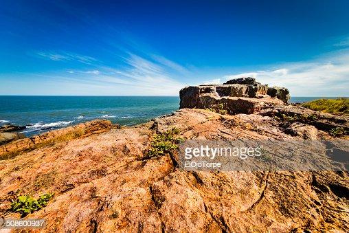 Lanscape in Punta Colorada : Stock Photo