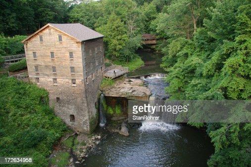 Lanterman's Mill - Youngstown, Ohio