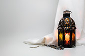 This kind of photos used as greeting cards for ramadan month and eid, also as a background for some holy book words