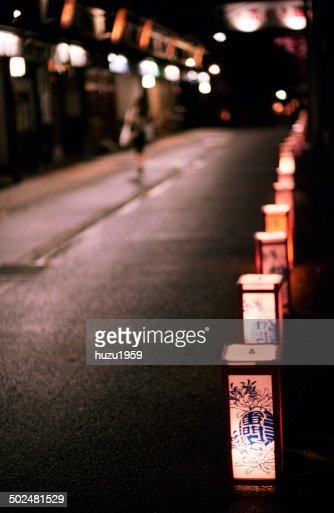 Lantern festival of Asakusa