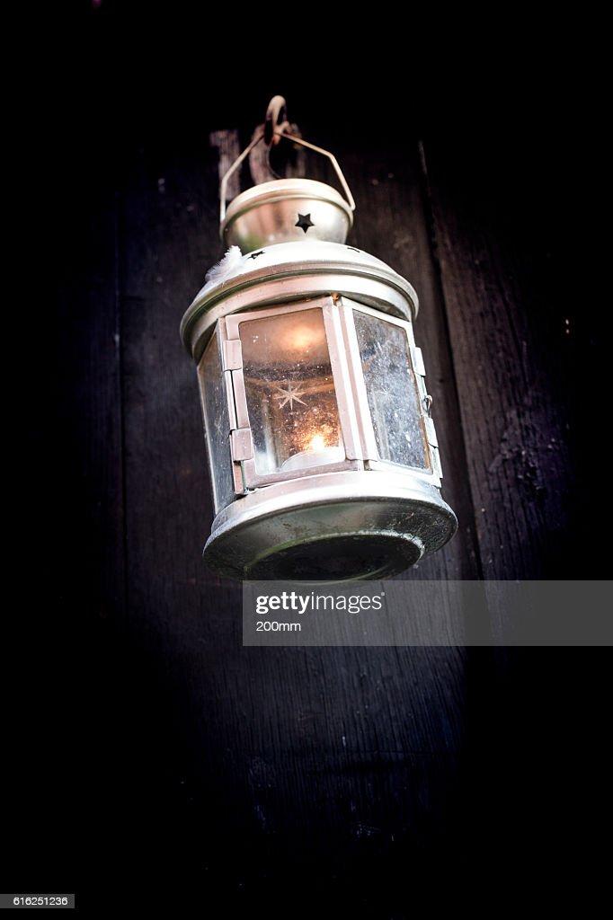 Lanterna : Foto de stock