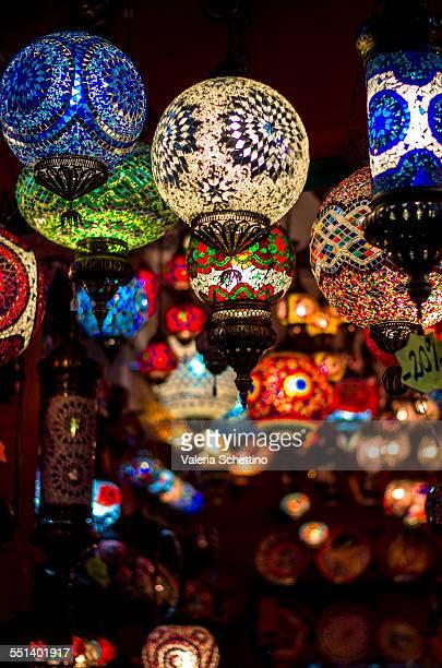 Lanternas arabes