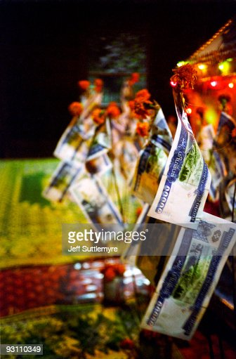 Lao Buddhist Funeral #06 : Stock Photo