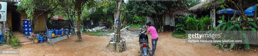 Laos countryside : Foto de stock