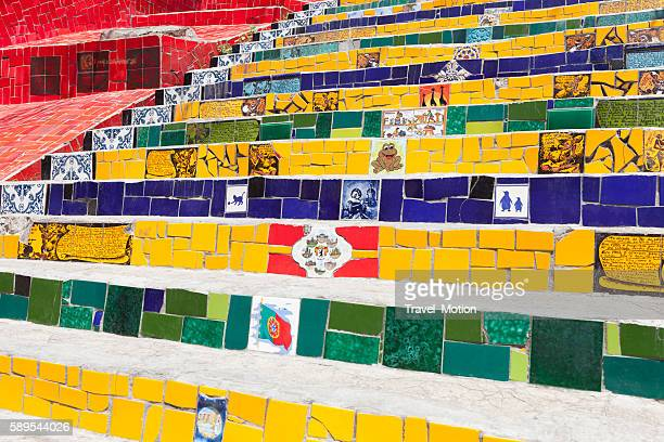 Lapa stairs Rio de Janeiro