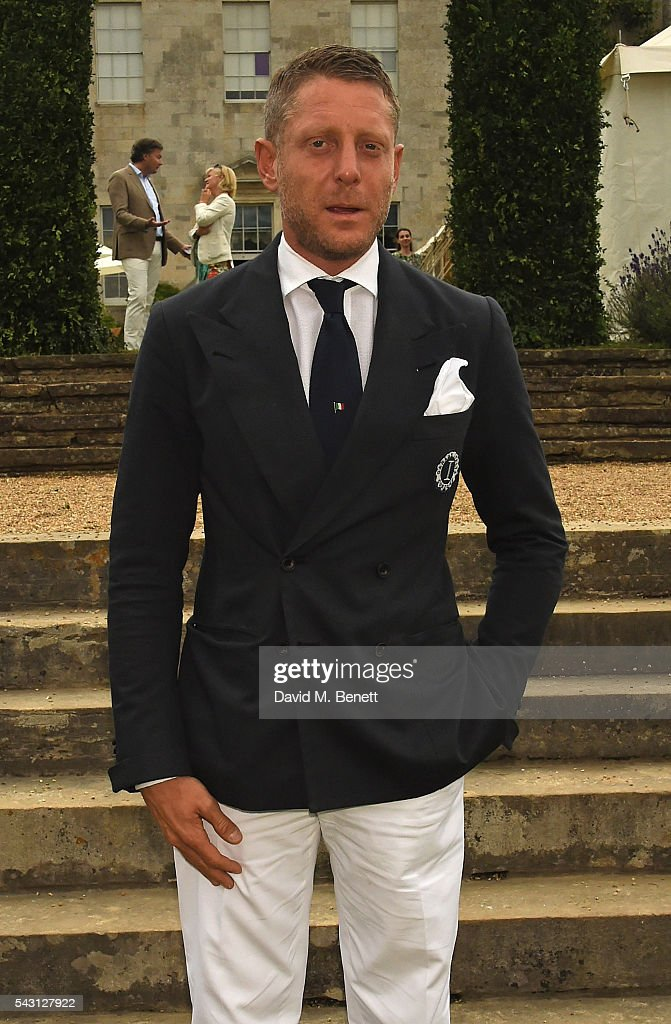 <a gi-track='captionPersonalityLinkClicked' href=/galleries/search?phrase=Lapo+Elkann&family=editorial&specificpeople=771607 ng-click='$event.stopPropagation()'>Lapo Elkann</a> attends The Cartier Style et Luxe at the Goodwood Festival of Speed at Goodwood on June 26, 2016 in Chichester, England.