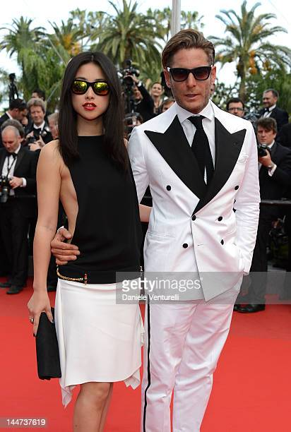 Lapo Elkann attends the Once Upon A Time Premiere during the 65th Annual Cannes Film Festival at Palais des Festivals on May 18 2012 in Cannes France