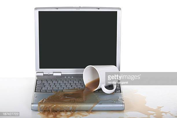 Laptop Unfall