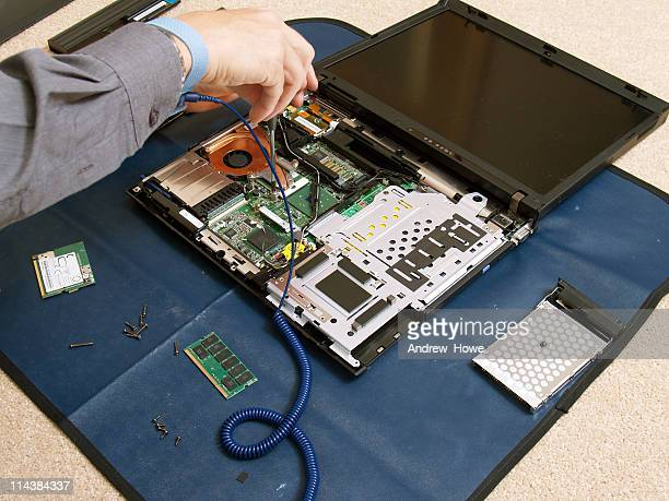 Laptop Disassembling