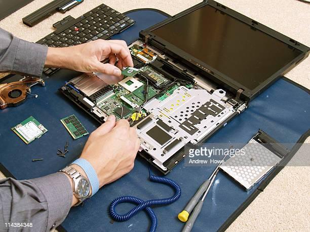 Laptop Disassembling