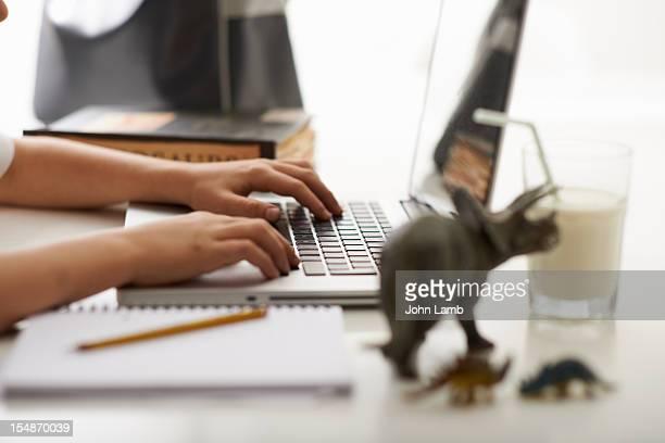 Laptop homework