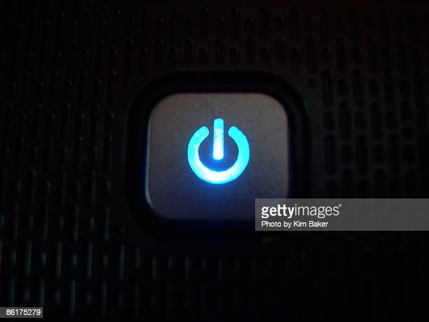 Laptop Power Button